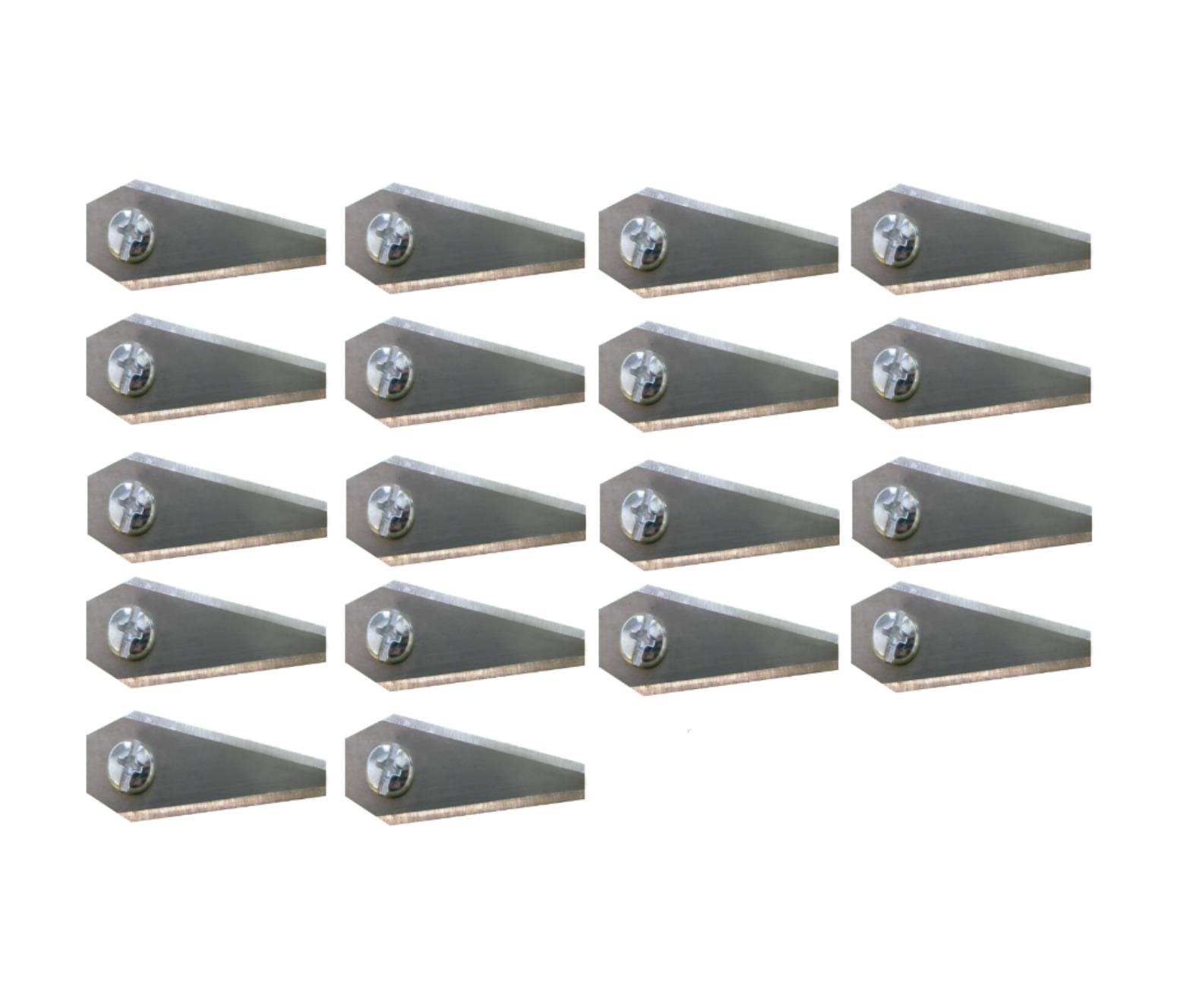 30 Bosch mesjes