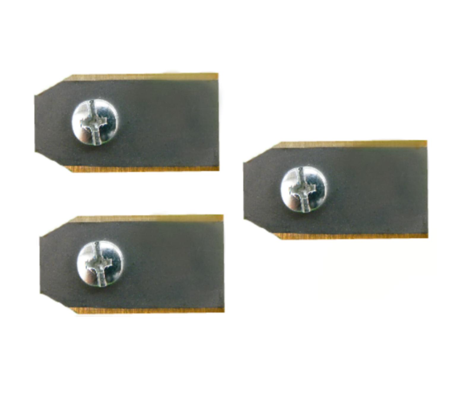 3 titanium Husqvarna mesjes
