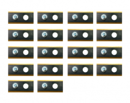 Robotmaaier Worx Landroid Mesjes – Set Van 60 Titanium
