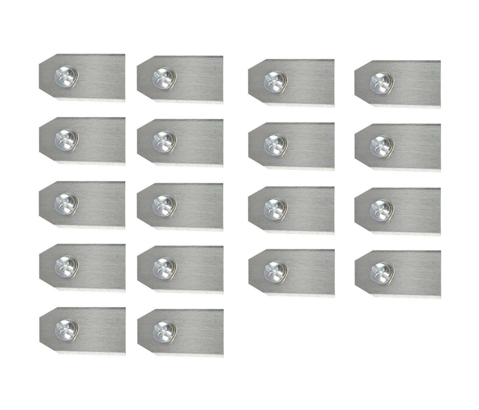 60 titanium Gardena mesjes