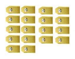 Robotmaaier Mesjes Gardena- Set Van 18 Geheel Titanium
