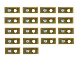 Robotmaaier Worx Landroid Mesjes – Set Van 30 Volledig Titanium
